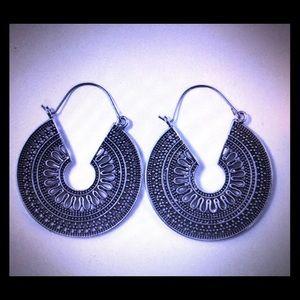 12/8/19 NEW IN! Boho Bronze or Silver Earrings